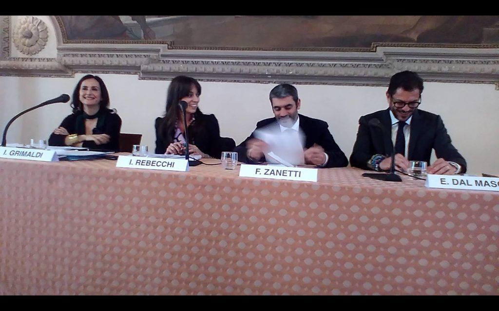 ilaria rebecchi eventi veneto presentatrice vicenza donne gatte vicentine amici della ebrtoliana giornalista veneto