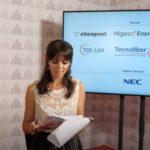 forum smart installer 2020 ilaria rebecchi presentatrice eventi virtuali digital webinar conferenze online rebecchi presentatrice giornalista veneto giornalista vicenza