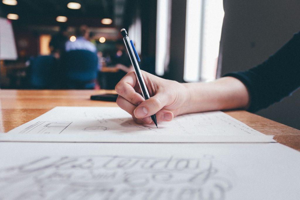 copywriter e web editor