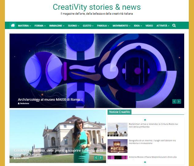 creativity stories & news ilaria rebecchi direttore responsabile magazine creativo creativi italiani giornalista veneta giornalista creativa