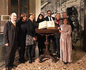 adotta un libro biblioteca bertoliana restauri amici della bertoliana ilaria rebecchi magazine vicenza notizie